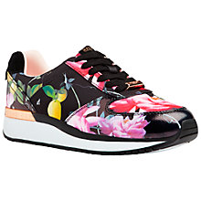 Buy Ted Baker Phressya Lace Up Trainers Online at johnlewis.com