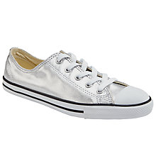 Buy Converse Chuck Taylor All Star Dainty Trainers Online at johnlewis.com