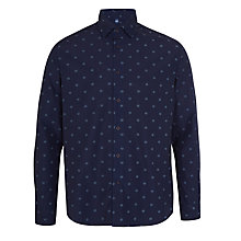 Buy Edwin Essential Shirt, Dark Indigo Online at johnlewis.com