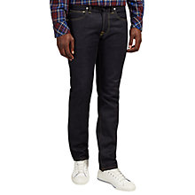 Buy Edwin Regular Tapered Jeans, Unwashed Online at johnlewis.com