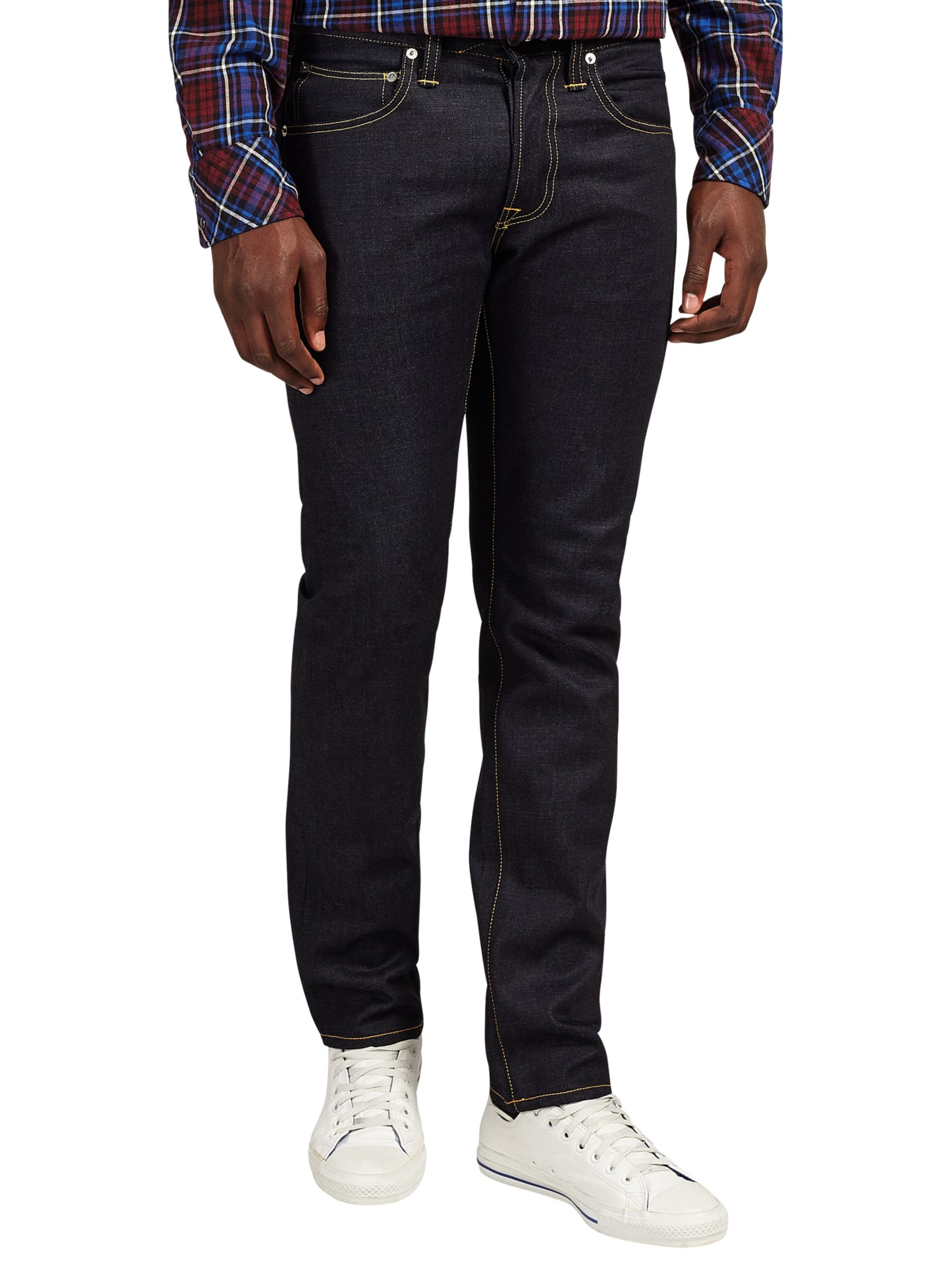Edwin Edwin Regular Tapered Jeans, Unwashed