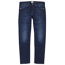 Buy Edwin ED-80 Slim Jeans, Night Blue Denim Online at johnlewis.com