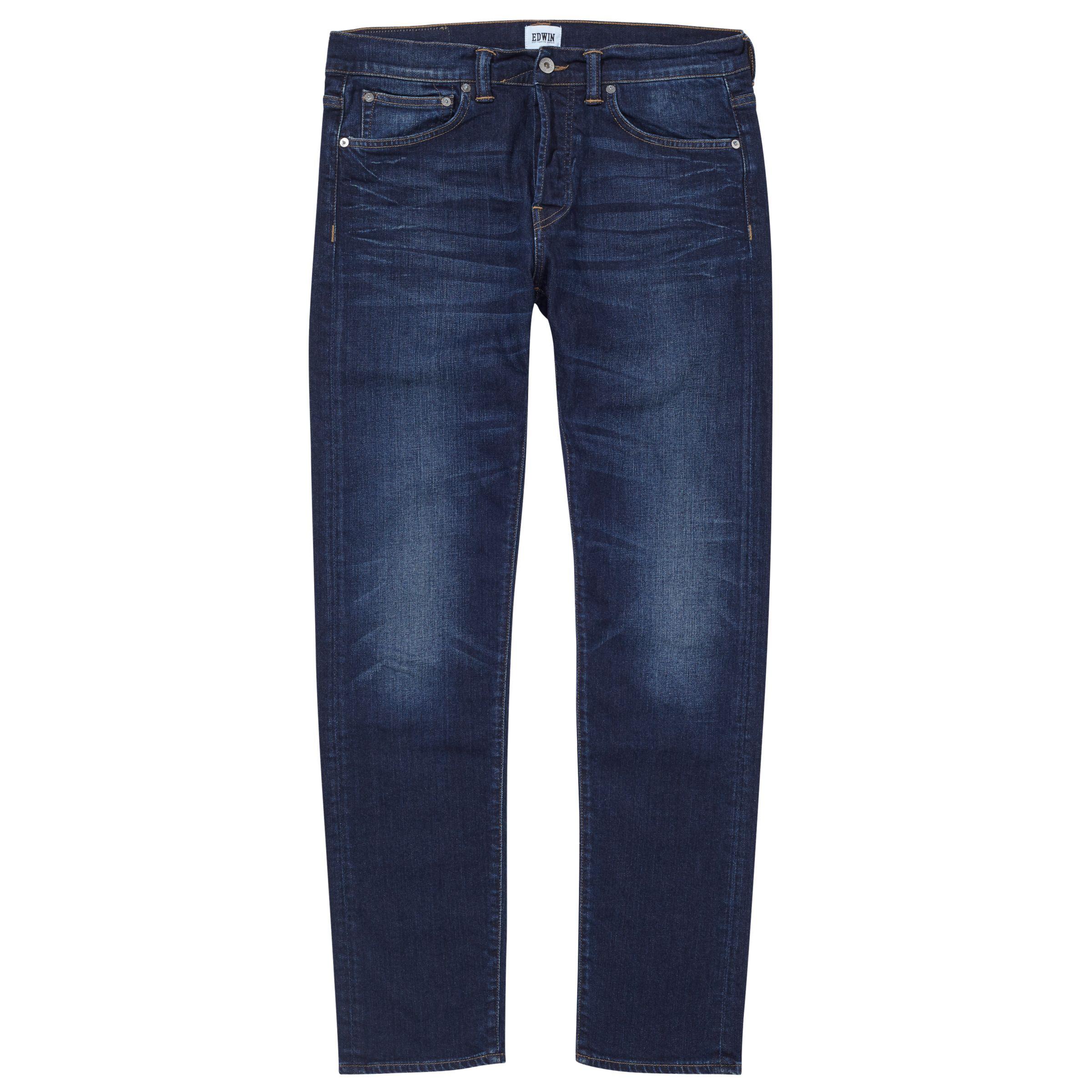 Edwin Edwin ED-80 Slim Jeans, Night Blue Denim