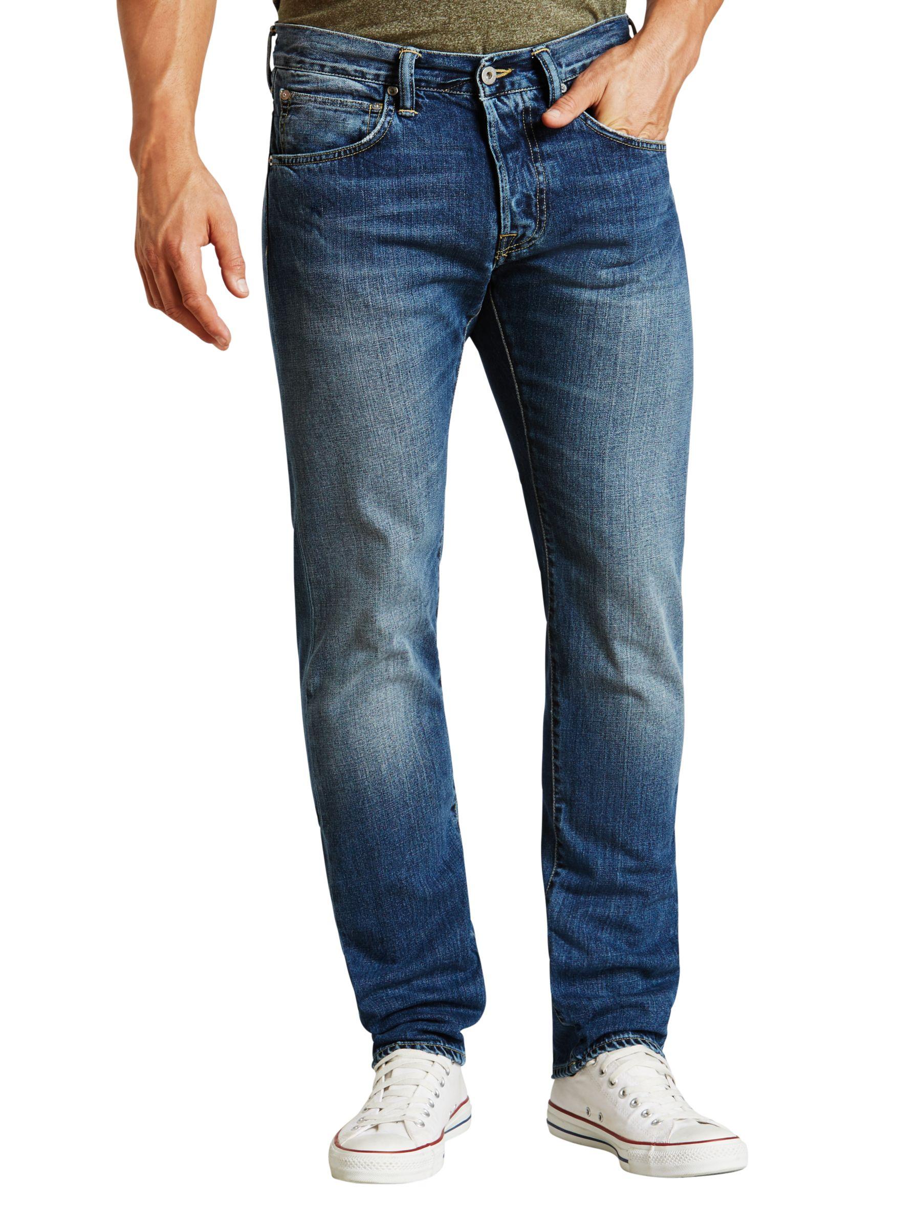 Edwin Edwin Savage Wash Jeans, Savage Wash