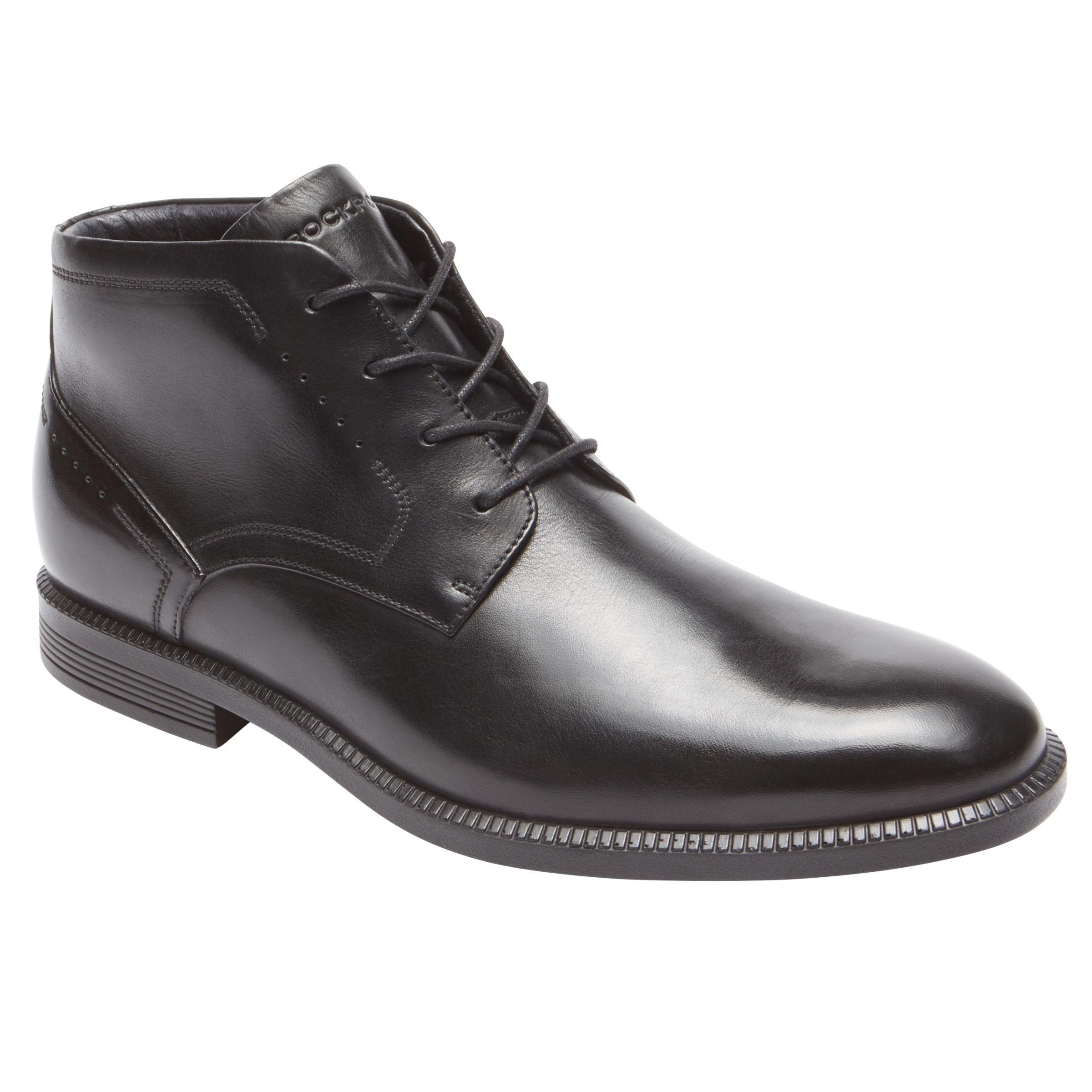 Rockport Rockport Dressports Mid-Chukka Boots
