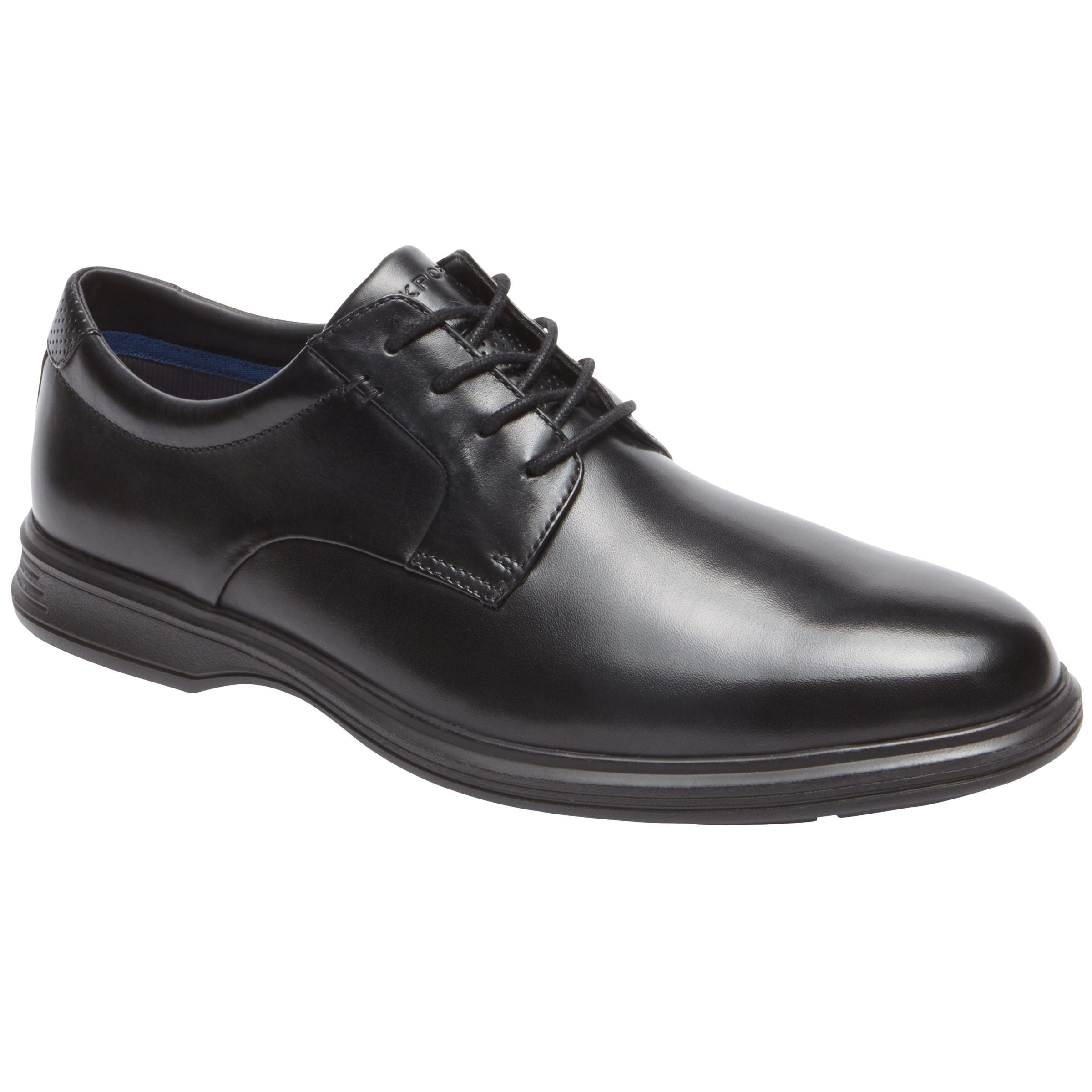 Rockport Rockport Dressports 2 Plus Plain Toe Shoes, Black