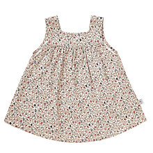 Buy Wheat Baby Ayla Print Dress, Multi Online at johnlewis.com