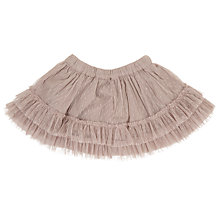 Buy Wheat Baby Sille Skirt, Pink Online at johnlewis.com