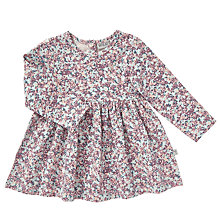 Buy Wheat Baby Otilde Dress, Purple Online at johnlewis.com