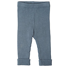 Buy Wheat Baby Knitted Leggings Online at johnlewis.com