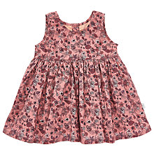 Buy Wheat Baby Pinafore Dress, Rouge Online at johnlewis.com
