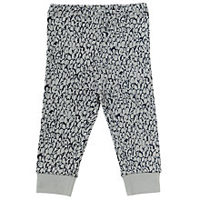 Buy Wheat Baby Penguin Leggings, Dusty Dove Online at johnlewis.com