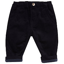 Buy Wheat Baby Corduroy Noah Trousers Online at johnlewis.com