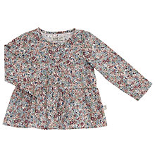 Buy Wheat Baby Printed Tunic Top, Lavender Online at johnlewis.com