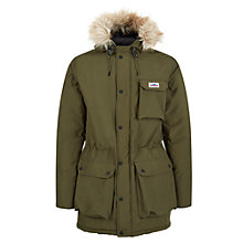 Buy Penfield Lexington Hooded and Insulated Water-Resistant Mountain Parka Coat, Lichen Online at johnlewis.com