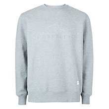 Buy Penfield Farley Jumper, Grey Online at johnlewis.com