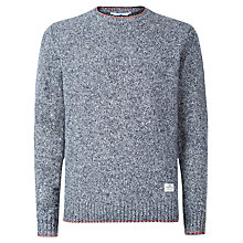 Buy Penfield Gerin Lambswool Jumper, Navy Online at johnlewis.com