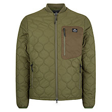 Buy Penfield Oakdale Jacket, Olive Online at johnlewis.com