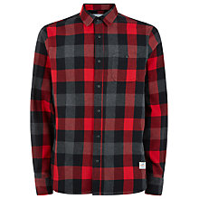 Buy Penfield Valleyview Shirt, Red Online at johnlewis.com