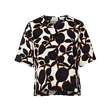 Buy Selected Femme Cathy Top, Multi Online at johnlewis.com
