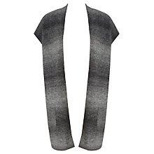 Buy Gerry Weber Ombre Cardigan, Grey Online at johnlewis.com