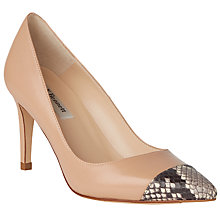 Buy L.K. Bennett Kay Pointed Toe Court Shoes Online at johnlewis.com