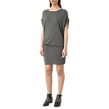 Buy AllSaints Iris Dress, Grey Marl Online at johnlewis.com