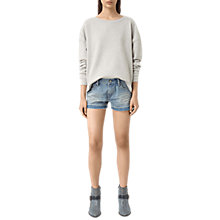 Buy AllSaints Kim Shorts Online at johnlewis.com