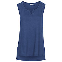 Buy Fat Face Elmdon Tank Top, Navy Online at johnlewis.com