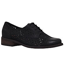 Buy Miss KG Marshall Cut Out Brogues, Black Online at johnlewis.com