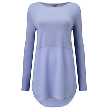 Buy Phase Eight Sophia Top, Pale Blue Online at johnlewis.com