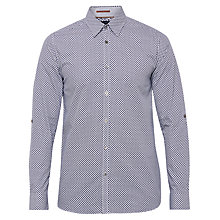 Buy Ted Baker Nugate Long Sleeve Shirt Online at johnlewis.com