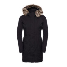 Buy The North Face Faux Fur Trim Arctic Waterproof Insulated Women's Parka Online at johnlewis.com