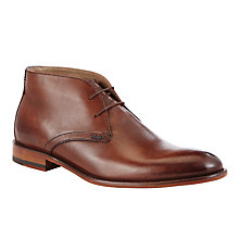 Buy Oliver Sweeney Waddell Chukka Boots, Brown Online at johnlewis.com