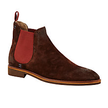 Buy Oliver Sweeney Burrows Chelsea Boots, Brown Online at johnlewis.com