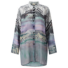 Buy Numph Leonlina Shirt, Amethyst Orchid Online at johnlewis.com