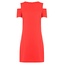 Buy Oasis Crepe Cold Shoulder Dress Online at johnlewis.com
