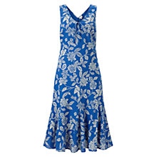 Buy East Mahika Sleeveless Dress, Cobalt Online at johnlewis.com