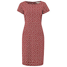 Buy White Stuff Suzanna Jersey Dress, Simla Red Online at johnlewis.com