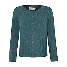 Buy Seasalt Dozmary Cardigan, Lake Online at johnlewis.com