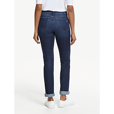 DL1961 Coco Curvy Straight Jeans, Solo
