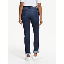 Buy DL1961 Coco Curvy Straight Jeans, Solo Online at johnlewis.com