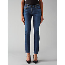 Buy AG The Prima Skinny Jeans, Workroom Online at johnlewis.com