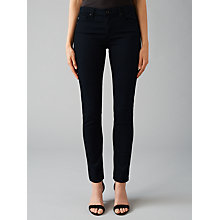 Buy AG The Prima Skinny Jeans, Midnight Navy Online at johnlewis.com