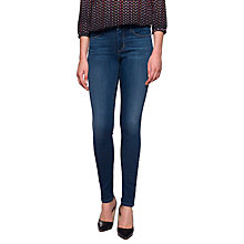 Buy NYDJ Marilyn Straight Leg Jeans, Saint Veran Online at johnlewis.com