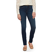 Buy NYDJ Samantha Shape 360 Slim Jeans, Dark Blue Wash Online at johnlewis.com