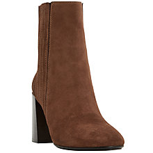 Buy Dune Black Packmore Ankle Boots Online at johnlewis.com