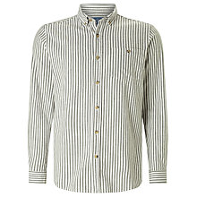 Buy John Lewis Brushed Stripe Shirt Online at johnlewis.com