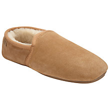 Buy Just Sheepskin Garrick Suede Slippers Online at johnlewis.com