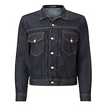 Buy JOHN LEWIS & Co. Denim Jacket, Indigo Online at johnlewis.com